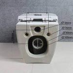 abattant wc pour toilette suspendu TOP 10 image 4 produit