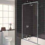 Aqualux Paroi de baignoire Blanc/Transparent 750 mm de la marque Aqualux image 1 produit