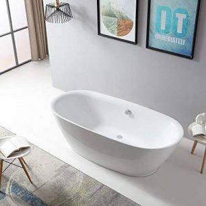 baignoire ilot couleur TOP 1 image 0 produit