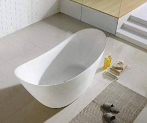 Baignoire ilôt acrylique YUMI 170 cm de la marque AVANCE BATH image 0 produit