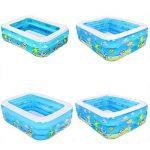 Bathtub PHTW HTZ Piscine Gonflable pour Enfants Famille Grande Piscine Balle océan + (Taille : 152CM*108CM*51CM) de la marque Bathtub PHTW image 4 produit