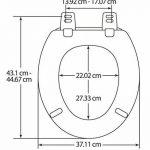 Bemis Chicago–Lunette de toilettes Noir de la marque Bemis image 4 produit