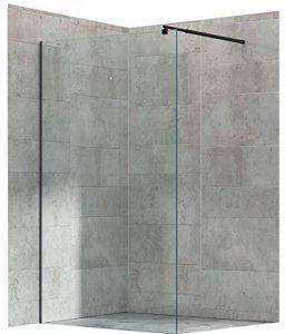 Bernstein Badshop Paroi de Douche Fixe latérale en Verre, EX101, Largeur sélectionnable, Largeur:1000mm de la marque Bernstein Badshop image 0 produit