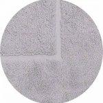 Betz Tapis de bain taille 50x70 cm 100% Coton qualité 650 g/m² Premium couleur gris argenté de la marque BETZ image 1 produit