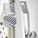 BONADE Robinet de baignoire en laiton cascade avec douche à main Salle de bains monté Douchette de la marque BONADE image 3 produit