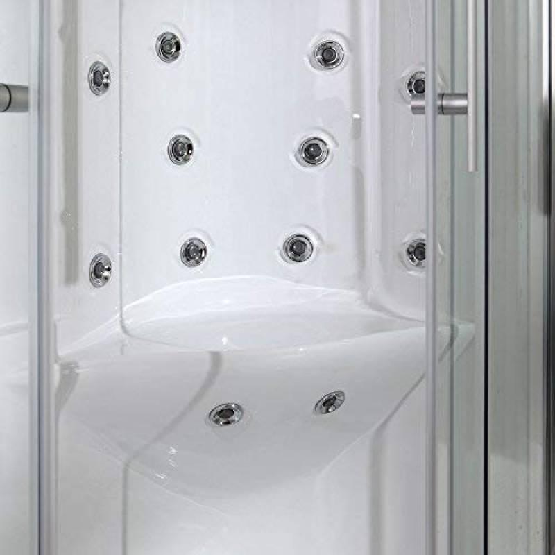 cabine de douche hydromassante pour 2019 choisir les. Black Bedroom Furniture Sets. Home Design Ideas