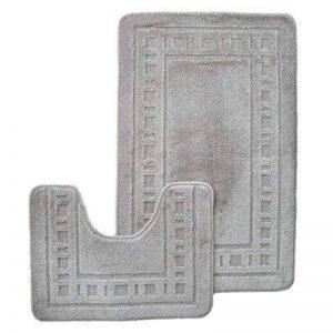 Catherine Lansfield ensemble tapis de bain et tapis contour lavabo/wc de la marque Catherine Lansfield image 0 produit