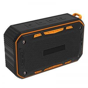 CCYOO Haut-Parleur Bluetooth Portable Bicyclette Extérieure Douche Étanche sans Fil Stéréo Bass Haut-Parleurs Colonne de la marque CCYOO image 0 produit