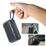 CCYOO Haut-Parleur Bluetooth Portable Bicyclette Extérieure Douche Étanche sans Fil Stéréo Bass Haut-Parleurs Colonne de la marque CCYOO image 4 produit