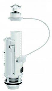 Chasse d'eau SIAMP 325002103,7cm environ, avec câble Optima 50/470mm et sortie 5cm environ, blanc de la marque Siamp image 0 produit