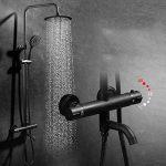 colonne de douche hydromassante pour baignoire TOP 10 image 1 produit