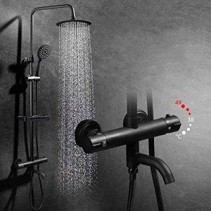 colonne de douche hydromassante pour baignoire TOP 8 image 0 produit