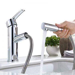 Vasque double robinet pour 2020 votre top 8 brico Marque de robinetterie salle de bain