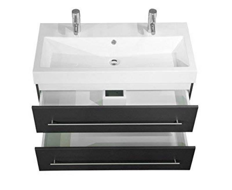 Double vasque 100 cm notre comparatif pour 2019 brico salle de bain - Vasque salle de bain 100 cm ...