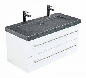 double vasque 100 cm TOP 5 image 0 produit