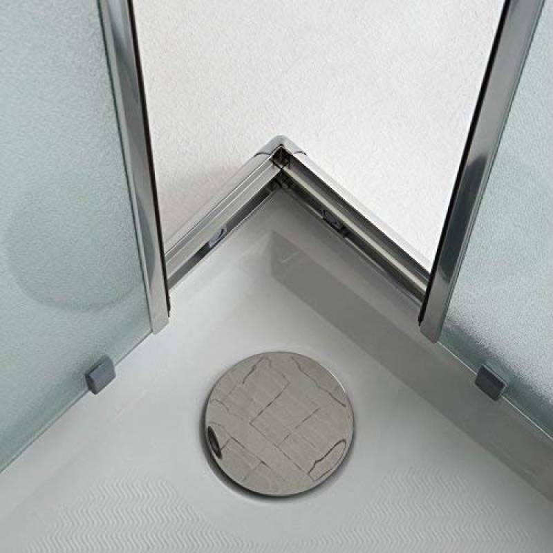 cabine de douche complete rectangulaire pour 2019. Black Bedroom Furniture Sets. Home Design Ideas