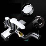 douche arroseur costume musique bluetooth audio robinet principal d'cuivre 1 de la marque ZHFC-sanitaires image 3 produit