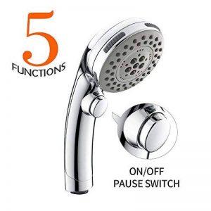douchette et flexible de douche TOP 12 image 0 produit