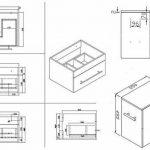 Emotion Ensemble de meubles de bain Fortuna anthracite satiné de la marque Emotion image 3 produit