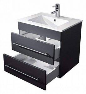Emotion Meuble salle de bain Milet anthracite satiné de la marque Emotion image 0 produit