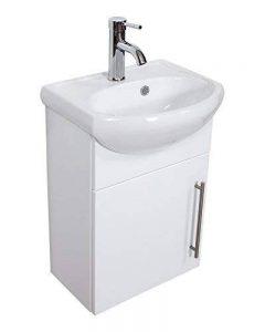 Emotion Meuble salle de bain Primus blanc brillant de la marque Emotion image 0 produit