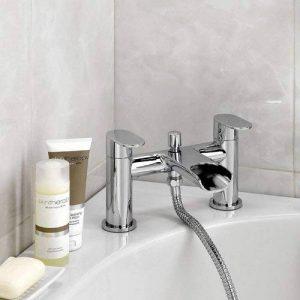 ENKI Mélangeur avec douchette pour baignoire jet cascade NIAGARA de la marque ENKI image 0 produit