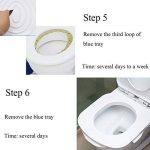 ETbotu Creative Plastique Litière Training Kit WC Plateau Pee formation Toilettes Pet Supplies de la marque ETbotu image 4 produit