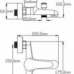fixation robinet baignoire TOP 3 image 1 produit