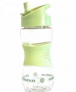 Gourde Enfant avec paille - sans BPA & anti-fuite de la marque Genevieve Avani Lifestyles image 0 produit