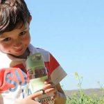 Gourde Enfant avec paille - sans BPA & anti-fuite de la marque Genevieve Avani Lifestyles image 3 produit