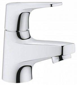 Grohe Bauflow Robinet lave-mains, Taille XS, corps lisse, 20575000, 20575000 de la marque GROHE image 0 produit