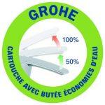 GROHE Mitigeur Lavabo Touch Cosmopolitan 23234000 (Import Allemagne) de la marque GROHE image 4 produit