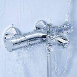 GROHE Mitigeur Thermostatique Bain/Douche Grohtherm 800 34569000 (Import Allemagne) de la marque GROHE image 4 produit