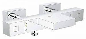 GROHE Mitigeur Thermostatique Bain/Douche Grohtherm Cube 34508000 (Import Allemagne) de la marque GROHE image 0 produit