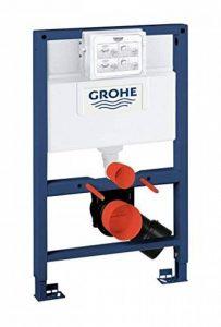 Grohe Rapid SL Bâti-support WC avec commande avant/haut 0,82 m de la marque GROHE image 0 produit
