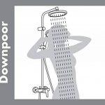 Hansgrohe Colonne de Douche Showerpipe Verso 220 (Mitigeur Mécanique) Chrome 27232000 de la marque Hansgrohe image 4 produit