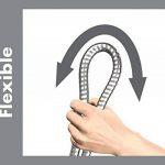 Hansgrohe Flexible de Douche Mariflex 1,75m Anti-pliure Chromé 28155000 de la marque Hansgrohe image 4 produit