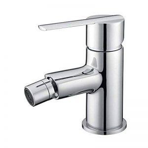 Homelody Robinet de Bidet Mitigeur Bidet Mousseur ABS Neoperl à Rotule pour Salle de Bains Toilettes Bon qualité prix de la marque DESFAU image 0 produit