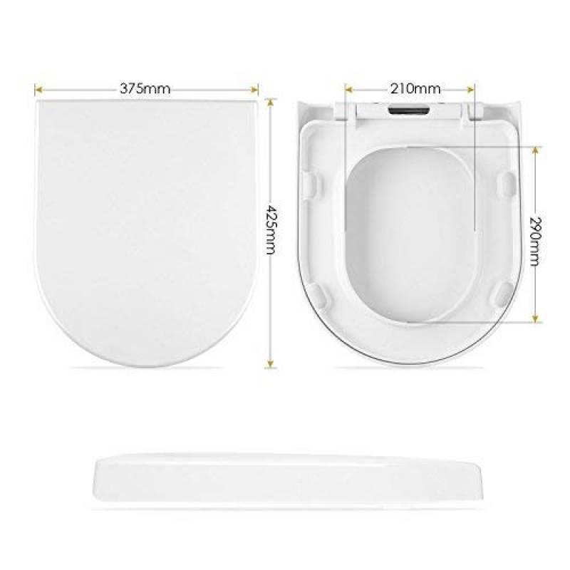 lunette toilette clipsable comment choisir les meilleurs. Black Bedroom Furniture Sets. Home Design Ideas