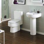 Hudson Reed - Pack WC à poser - Céramique Blanche de la marque Hudson Reed image 1 produit