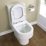 Hudson Reed - Pack WC à poser - Céramique Blanche de la marque Hudson Reed image 4 produit