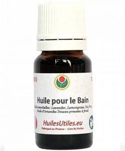 Huiles Utiles - l'huile pour Le Bain - 10 ML de la marque Huiles Utiles image 0 produit