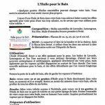 Huiles Utiles - l'huile pour Le Bain - 10 ML de la marque Huiles Utiles image 2 produit
