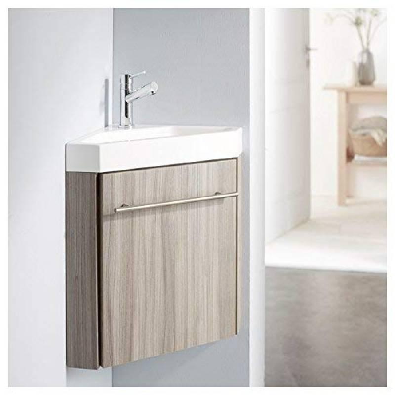Le comparatif : Meuble lave main angle pour 2019   Brico Salle de Bain