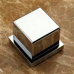 Lot de 5accessoires pour baignoire - Mitigeur cascade - Robinets - Douchette - Chromés de la marque ASD image 4 produit