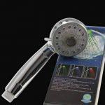 Magic automatique 7 couleurs LED Pommeau de douche lumineuse de l'eau de la marque Big Bargain image 4 produit