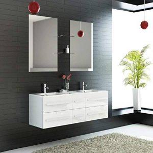 meuble deux vasque TOP 11 image 0 produit