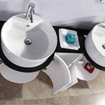 meuble deux vasque TOP 4 image 3 produit