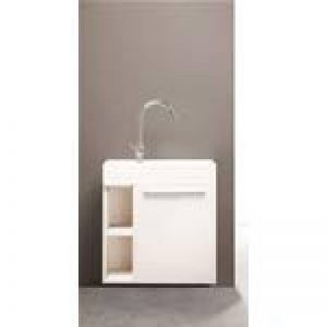 meuble lavabo blanc laque TOP 11 image 0 produit