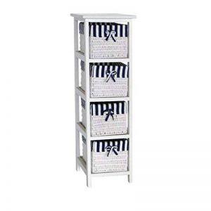 meuble lavabo blanc laque TOP 3 image 0 produit